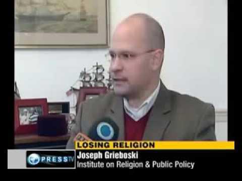 Losing Religion  January 1, 2011 World News