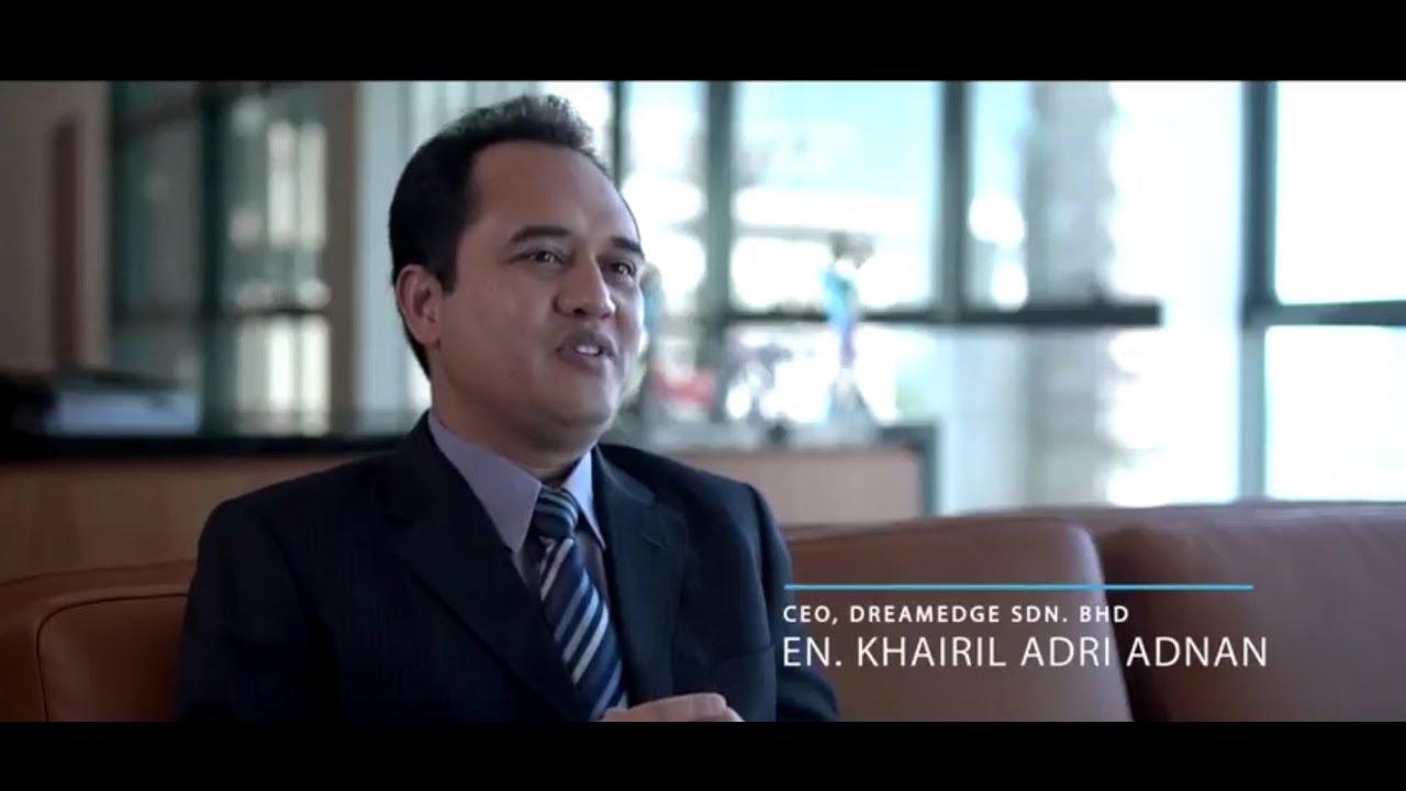 MATRADE Export Champ! DreamEdge Sdn Bhd, a leading Malaysian company in  innovation
