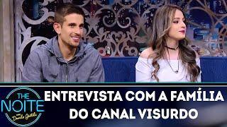 Baixar Entrevista com a Família do Canal Visurdo | The Noite (19/06/18)