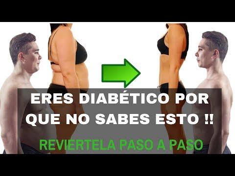 DIABETES Y CMO REVERTIRLA NATURALMENTE