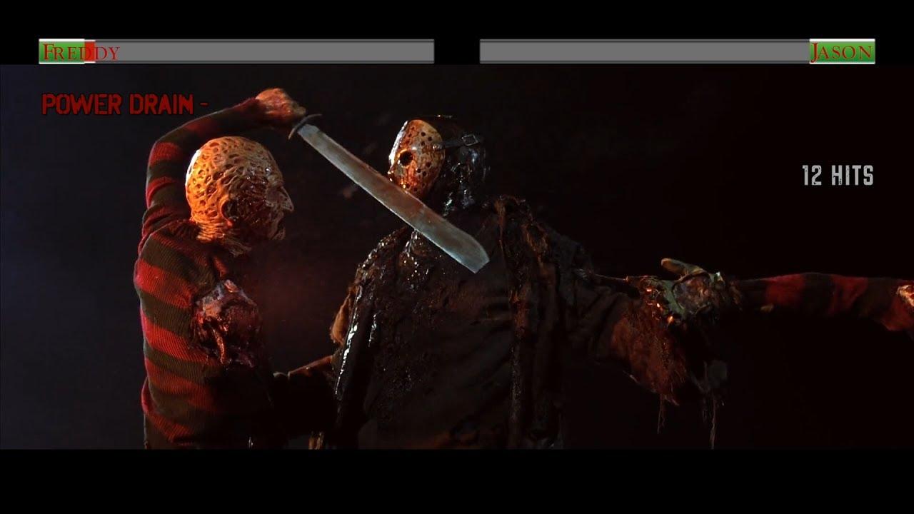 Download Freddy vs Jason...with healthbars
