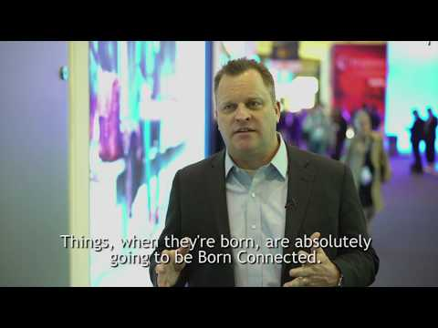 MWC 2017 - Born Connected