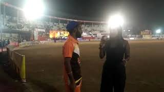 Bhavesh funny openion in bali trophy 2018