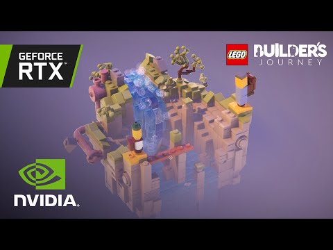 LEGO® Builder's Journey   Official GeForce RTX Launch Trailer