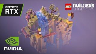 LEGO® Builder's Journey | Official GeForce RTX Launch Trailer