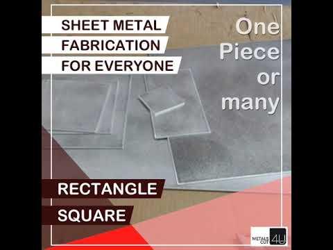 Sheet Metal Fabrication for everyone