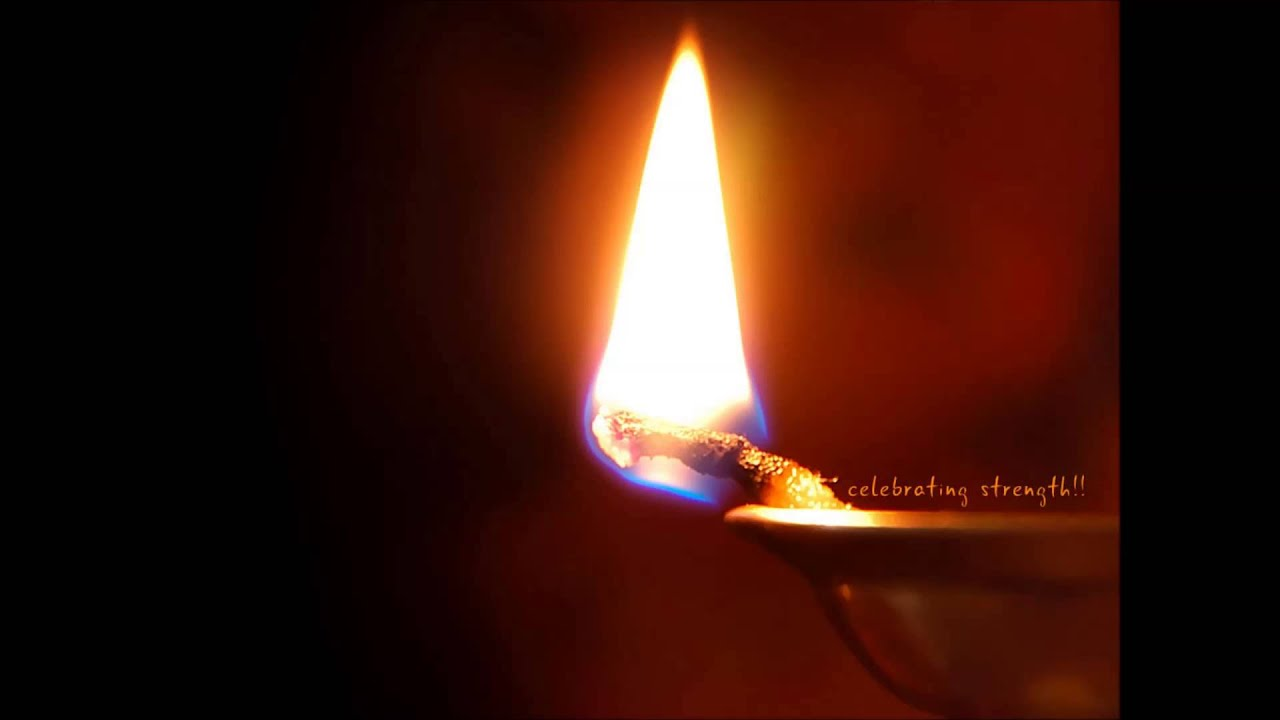 Lightning Lamp Song Sanskrit - YouTube