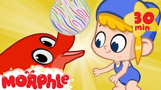 Play Together - My Magic Pet Morphle | Cartoons For Kids | Morphle TV | Kids Videos