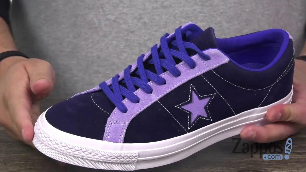 Converse One Star - Carnival Ox SKU