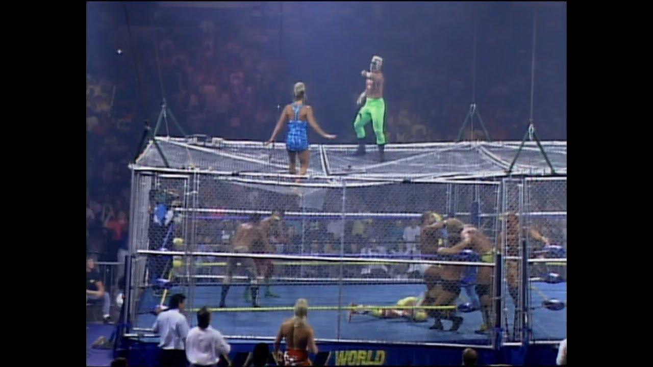 Team nWo vs Team WCW (1997 WCW Fall Brawl) - What to Watch