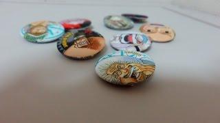 【集英社ナツコミ2016】で手に入れた缶バッチを開封! thumbnail