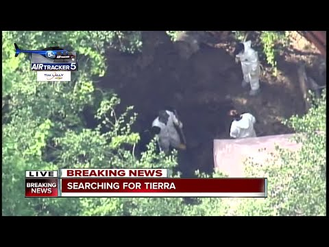 Lorain County Coroner confirms human remains were found during search for Tierra Bryant