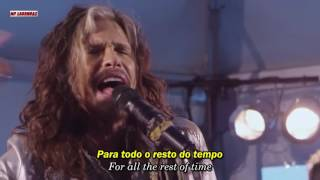 Gambar cover Steven Tyler - I Don't Want To Miss A Thing (Acústico) - Legendado (Português BR)