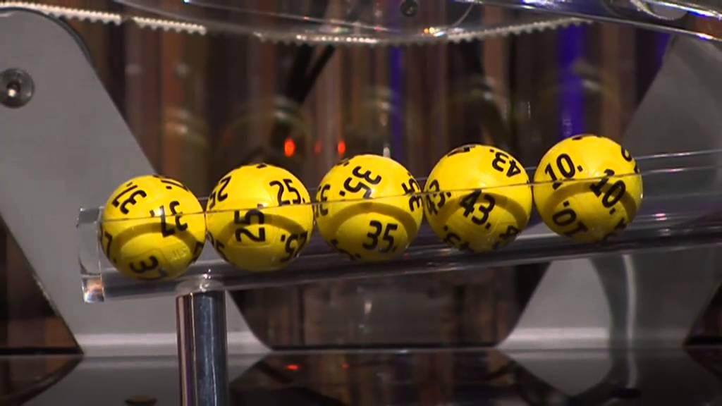 Eurojackpot Sorsolás