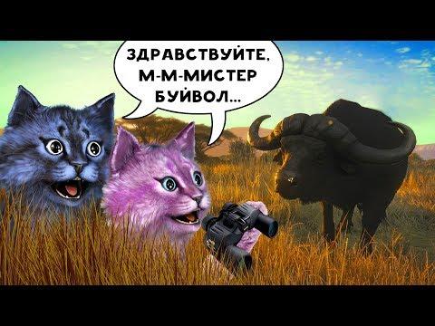 ЛЕО - ЦАРЬ ЗВЕРЕЙ? ДИКАЯ САВАННА В РОБЛОКС! Roblox Wild Savanna