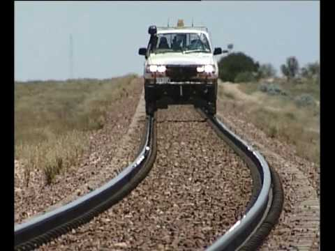 Thumbnail: Rding the rails in style Nullarbor Australia