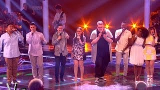 The Voice UK 2013   The Semi Finalists perform