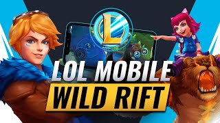EVERYTHING You MUST KNOW About Wild Rift - League of Legends Mobile