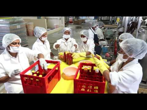ABC Foods' corporate video