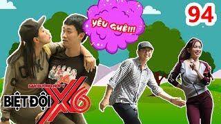 BIỆT ĐỘI X6   BDX6 #94   Hải Triều - Sĩ Thanh so vòng 3 khủng cùng Quang Bảo   031117 😱