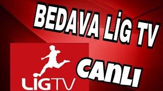 BEDAVA LİG TV İZLEME DONMADAN HD