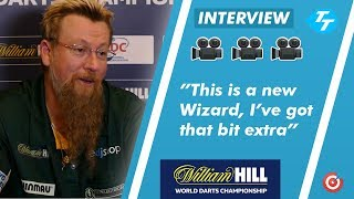 Simon Whitlock on BIG win over Mervyn King