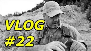 VLOG #22: My ESEE 4 Fixed Blade Carry Method