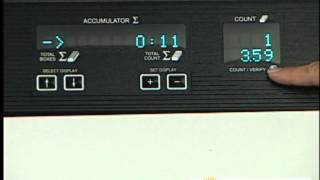 Card Counter | Spartanics 600 Series