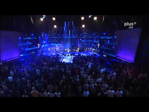 Bruno Mars SWR3 New Pop Festival Part 1/2