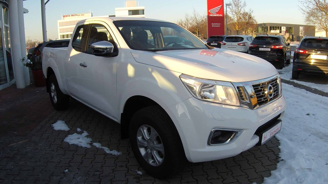 NISSAN NAVARA KINGCAB PICKUP 4X4 ACENTA !! NEW MODEL 2017 ...