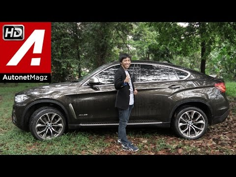 Review Bmw X6 Indonesia Youtube