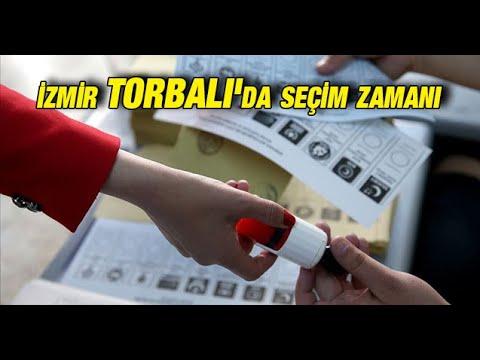 İzmir Torbalı'da seçim zamanı
