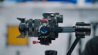 CAME-Single - A More Intelligent Lightweight 3-Axis Gimbal