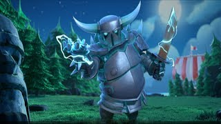 Download Video Clash of Clans Builder Hall 8 Official Super P.E.K.K.A and Mega Tesla UPDATE! Animated Trailer MP3 3GP MP4