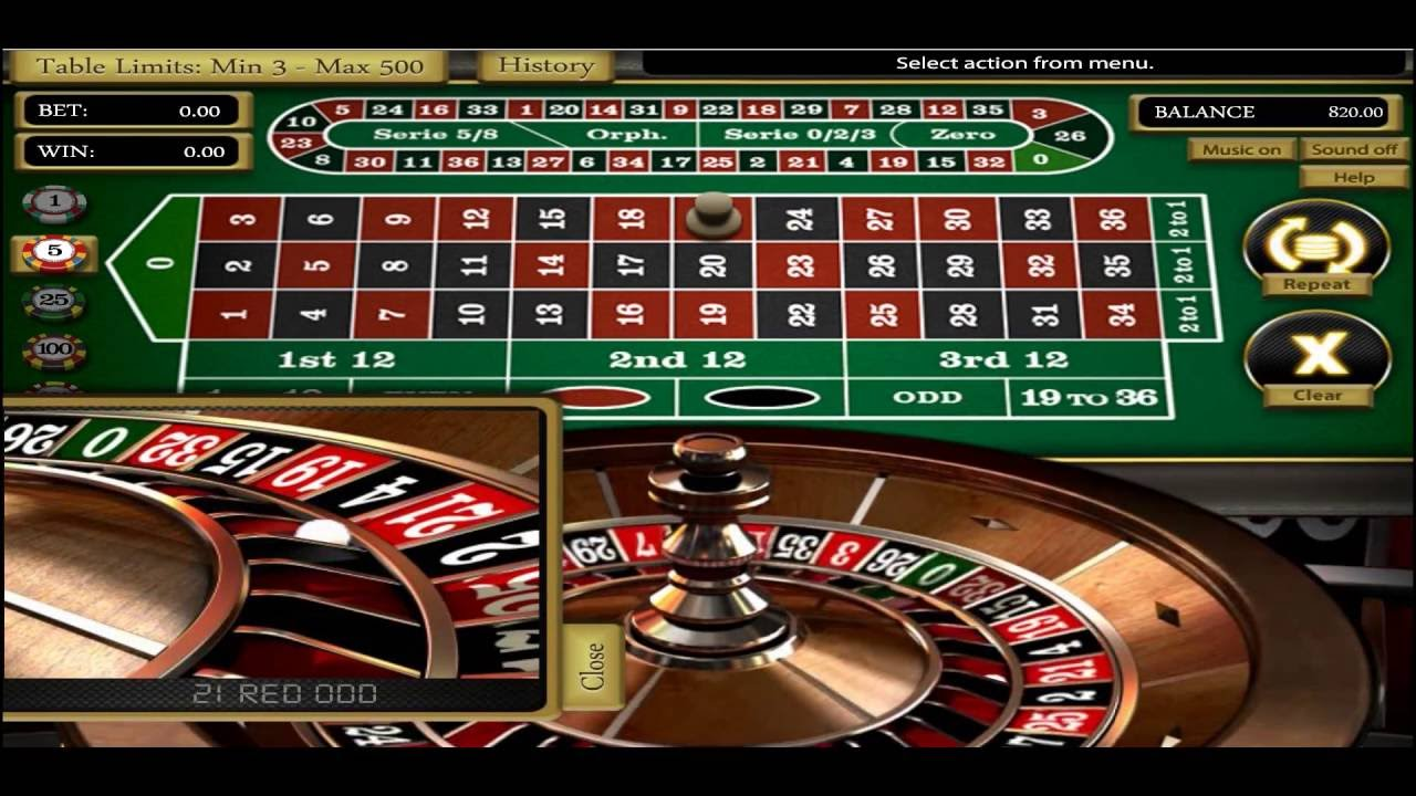 Image result for Roulette online for free