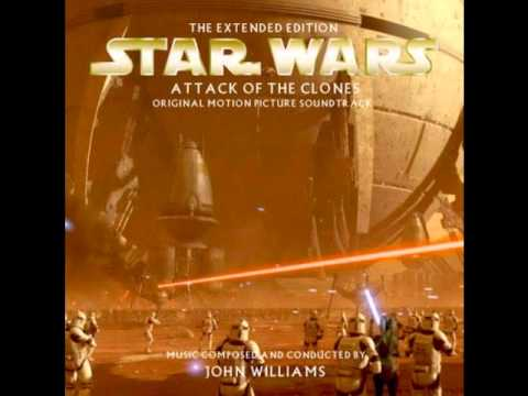 Star Wars Soundtrack Episode II , Extended Edition : Attack Of The Clones