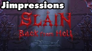 SLAIN: BACK FROM HELL - A Promise Fulfilled