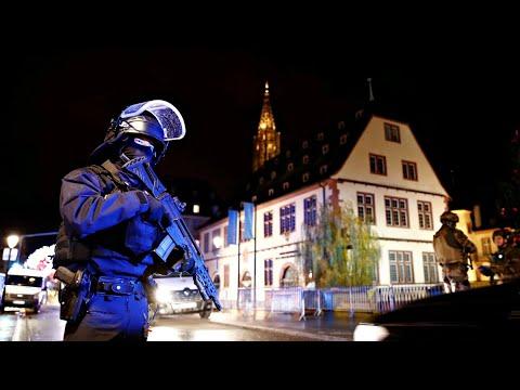 Tiroteio no centro de Estrasburgo provoca vários feridos