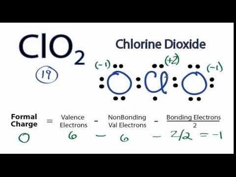 ClO2 Lewis Structure: How to Draw the Lewis Structure for ClO2