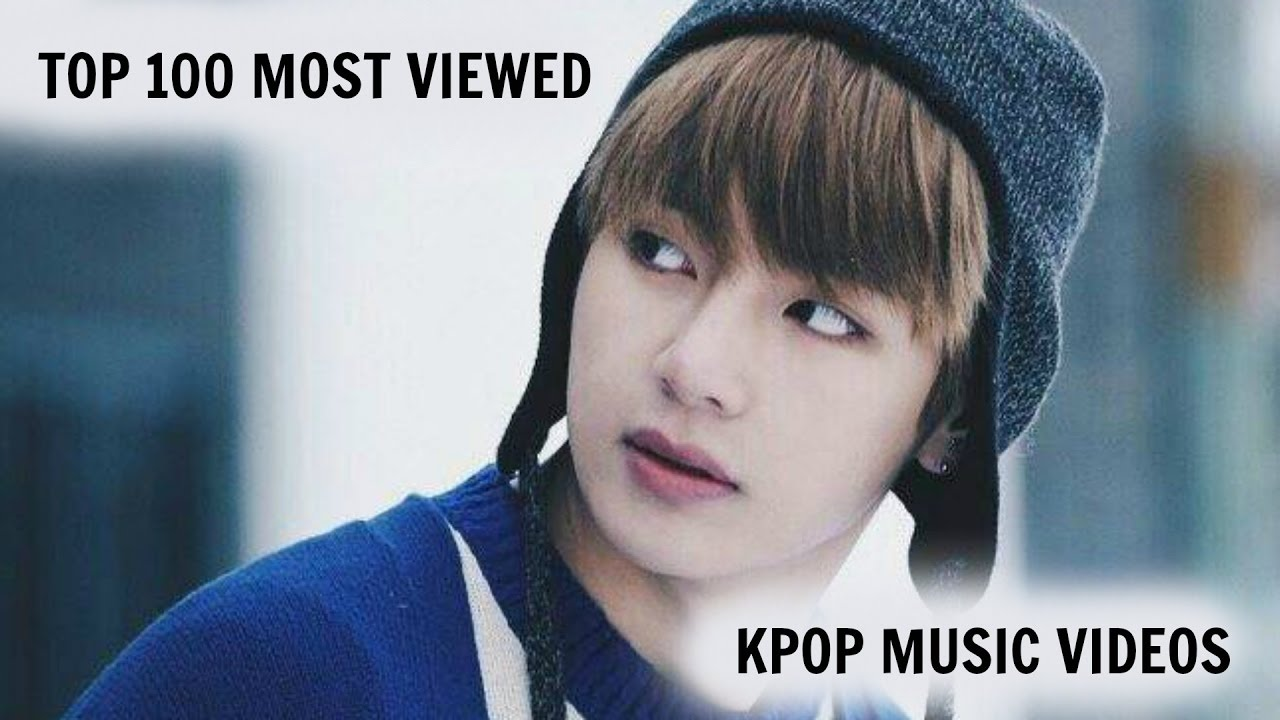 [TOP 100] MOST VIEWED KPOP MUSIC VIDEOS | April 2017