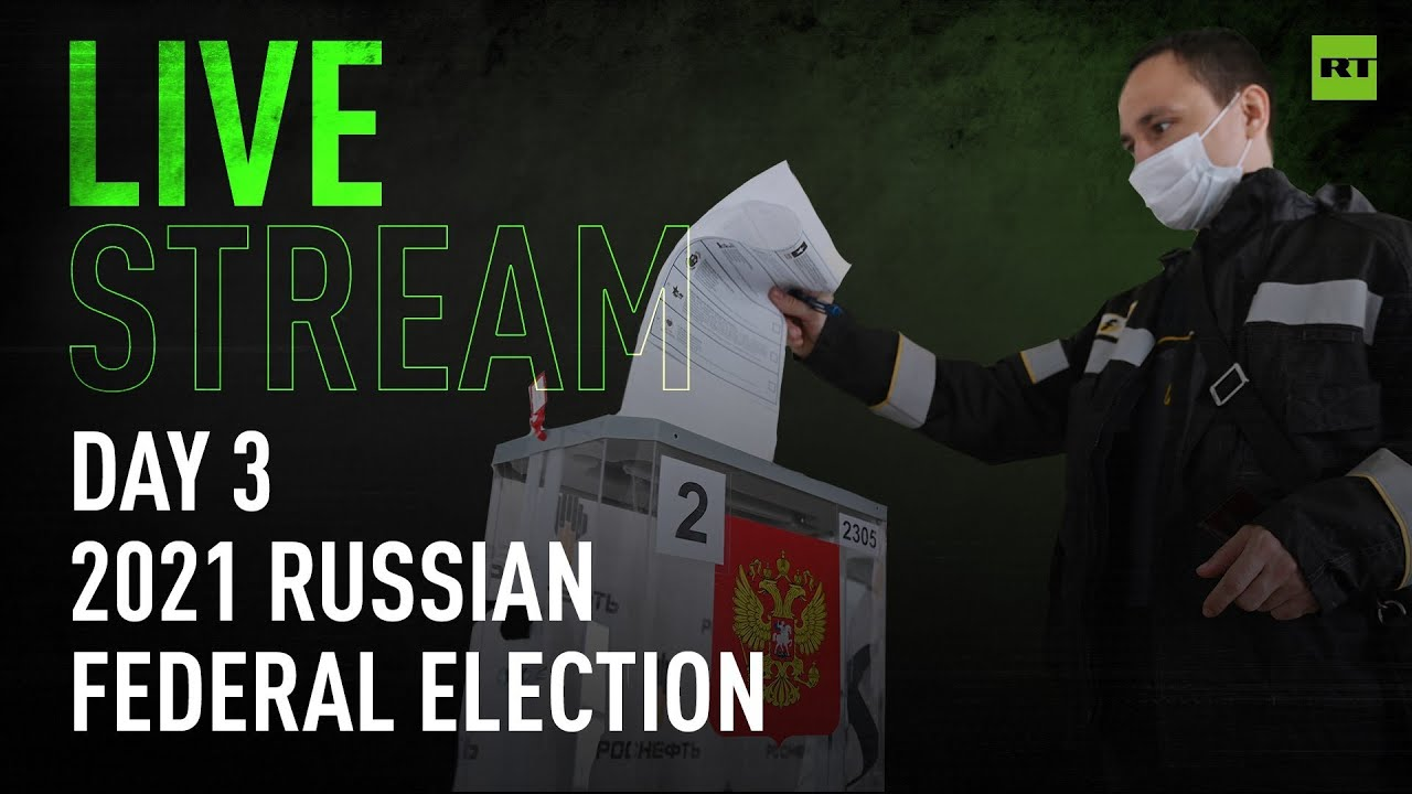Russian parliamentary elections 2021  Day 3