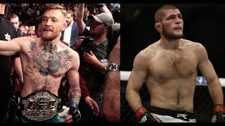 Conor Mcgregor Vs. Khabib Numergomedov [TRAILER]