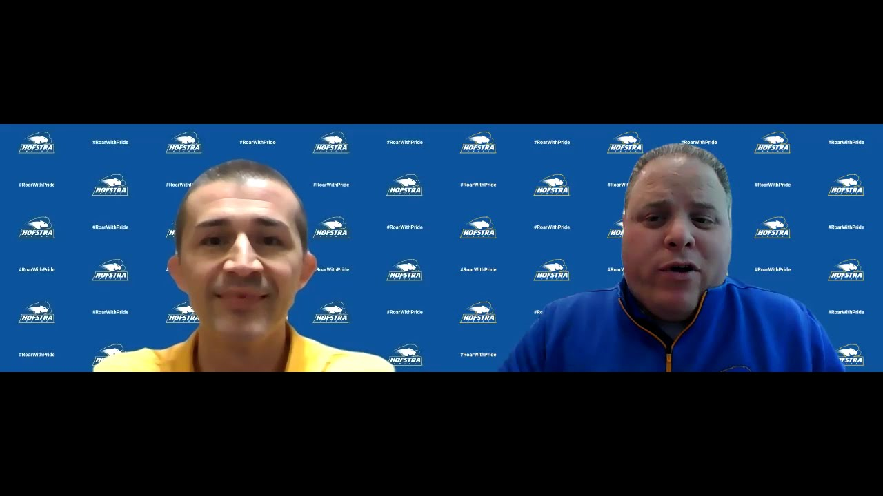 W.B. Mason Coaches Report with Hofstra Coach Mike Farrelly (1/26/21)