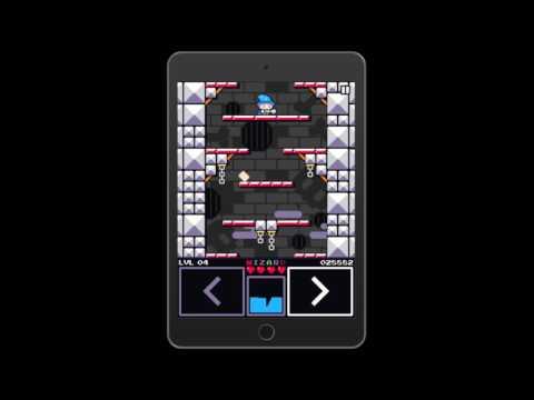 Игра Drop Wizard Tower геймплей (gameplay) HD качество