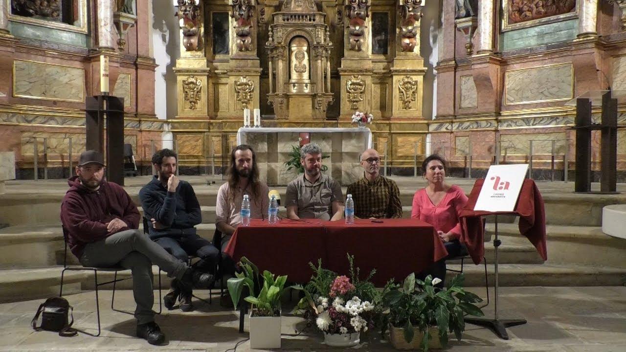 Loinatz Abesbatzak eta Kalakan taldeak kontzertua eskainiko dute larunbatean