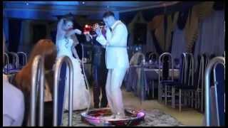 Академия Праздника SUPER STAR шоу пузырей на свадьбу