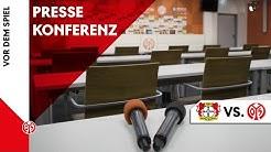 Die PK vor dem Spiel in Leverkusen | #B04M05 | 2019/20