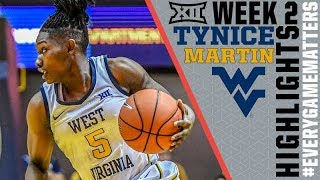 Tynice Martin | Co-Player of the Week