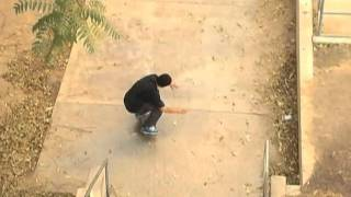 p rod amazing trick and epic fall from filmer theskateclick com
