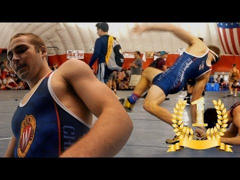 Malecek Wrestling Tournament Champion *HIGHLIGHTS*